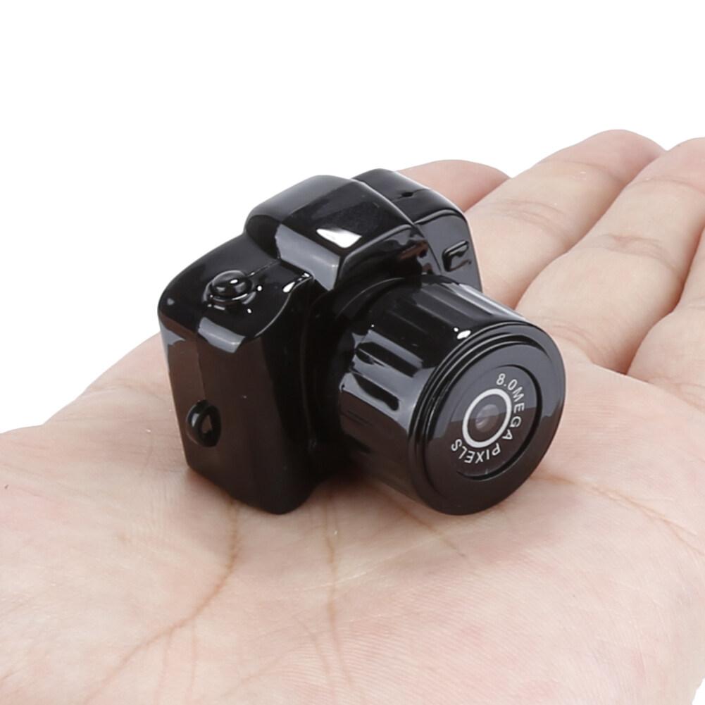 Lollipopc ลดราคา Hd Mini กล้องไร้สายขนาดเล็กที่สุด 720p Hd Webcam.