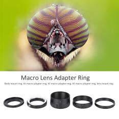 Vòng chuyển đổi ống kính, ống kính mở rộng ống kính macro kim loại chuyên nghiệp, dành cho ống kính máy ảnh Sony E mount NEX A7 A7R A7S NEX-7 6 5t 5C 5R 5N F3 C3 3 A6