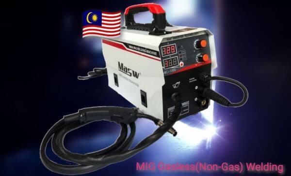 MIG 165-i Gasless(Non-Gas) Welding Machine