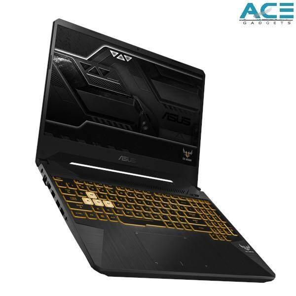 Asus TUF FX705G-EEW273T Gaming Notebook *60Hz* (i7-8750H/8GB DDR4/512GB PCIe/GTX1050Ti 4GB/17.3 FHD/Win10) Malaysia