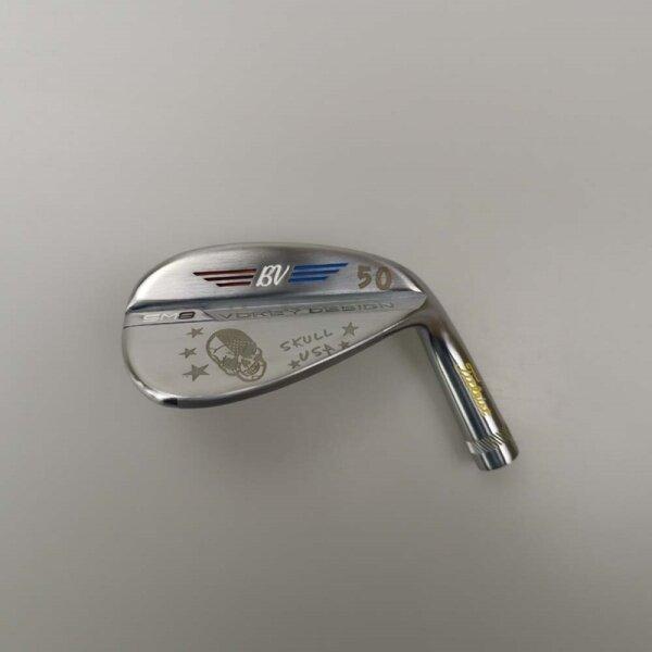 Đế Xuồng Đánh Golf SM8 Skull Limited Hoàn Toàn Mới 2020, Bạc Màu 50 52 54 56 58 60 Bằng Golf Câu Lạc Bộ Cho Thuận Tay Phải Với Trục Thép