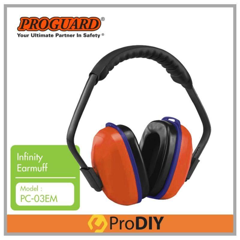 PROGUARD PC03EM INFINITY EAR MUFF Ear Protection Ear Cover Ear Guard