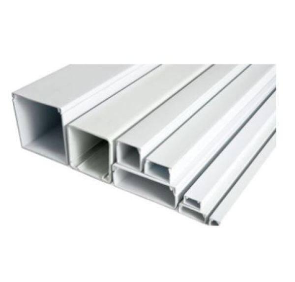 (6FT) FEEMA PVC Wiring Casing/Electrical Casing/ Trunking Wire/ Casing Elektik 1 x 6ft (5 pcs)