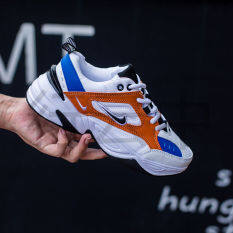 Fornike Size36-44 N-I-K-E M2k Giày Hợp Thời Trang Ins Phụ Nữ Phong Cách Gốc Retro Giày Cho Các Ông Bố Giày Thể Thao Nữ Đa Năng Giản Dị Giày Chạy Học Sinh