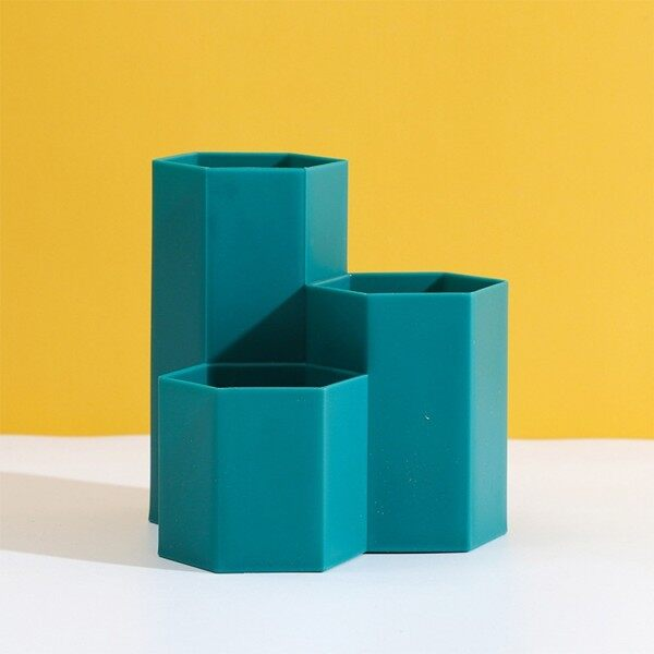 1 Giá Để Cọ Trang Điểm Acrylic Chất Lượng Cao Hộp Đựng Bút Chì, Mỹ Phẩm