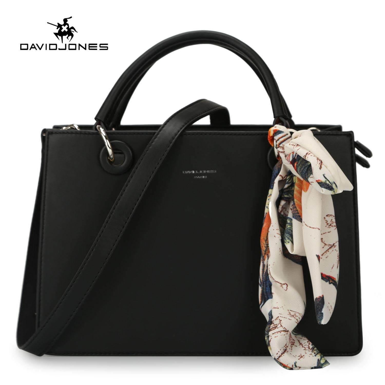 Paris Women Tote Bag Pu Leather
