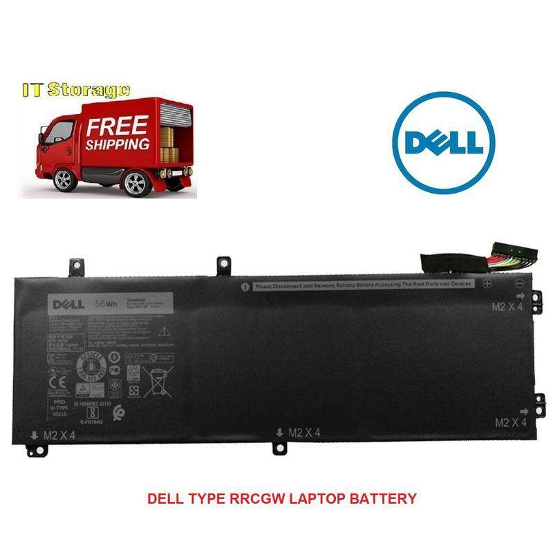 [ 100% ORIGINAL ] DELL XPS 15 9550 / RRCGW LAPTOP BATTERY Malaysia