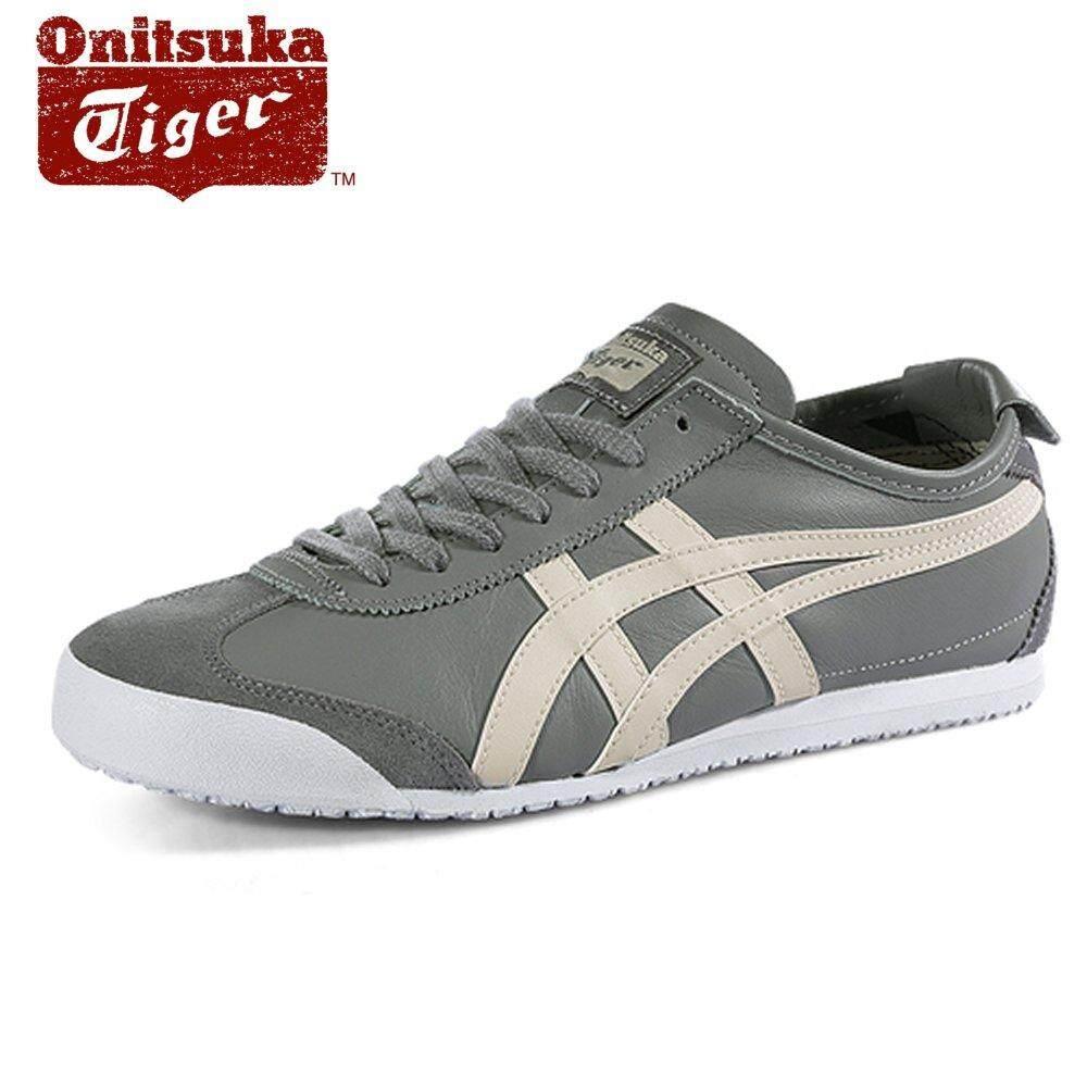 0ce8758d91 Onitsuka Tiger Mexico66 Grey/White D4J2L_9602 100% Authentic