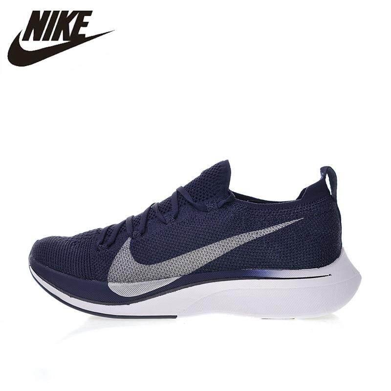 super popular 1ddac 42187 Nike Vaporfly Flyknit 4% Men s Comfortable Running Shoes Sport Sneakers  Good Quality AJ3857-405