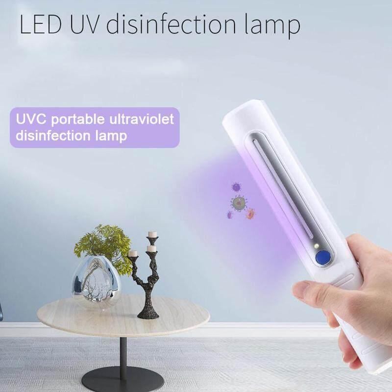 【Yinyuan Home】portable UVC Vệ Sinh Tay Gấp Văn Phòng Nhà Du Lịch Diệt Khuẩn Đèn