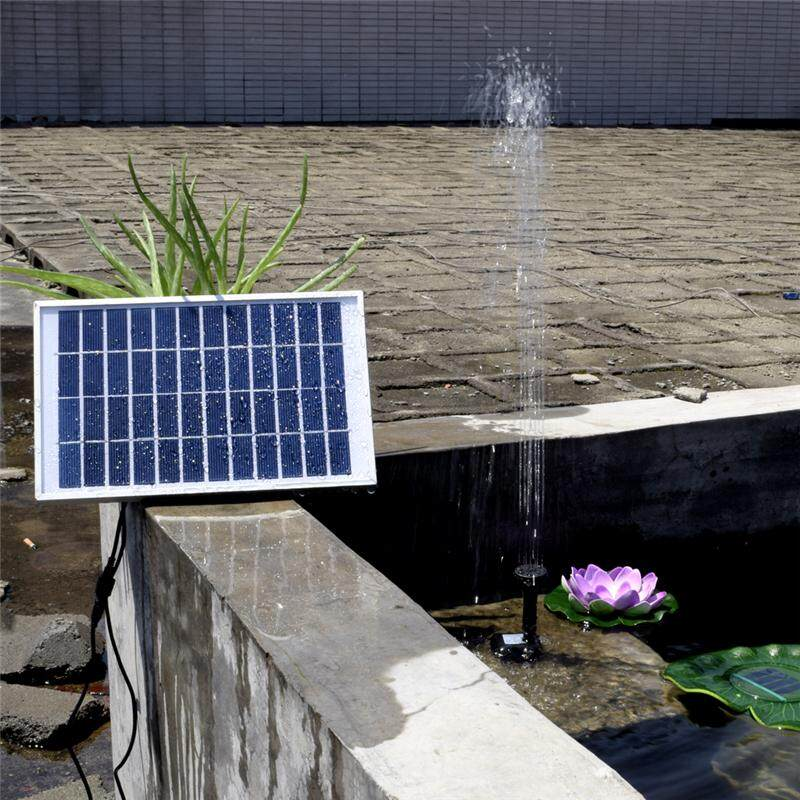 DS Solar Fountain 12V 5W Brushless DC Water Pump