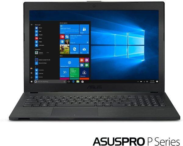 "ASUSPRO Laptop - 15.6"" FHD Matte Display, Intel Core i5-8250U CPU, 8GB RAM, 256 GB SSD , NVIDIA GeForce MX110, TPM, Fingerprint, 9 Hours, Windows 10 Professional Malaysia"