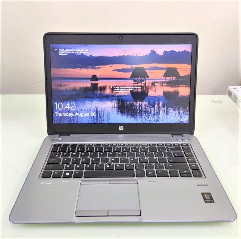 [ REFURBISHED LAPTOP ] HP ELITEBOOK 840 G1 - i5-4th / 8 GB RAM / 240GB SSD / WIN 10 / WEBCAM / 14 INCH / 6 MONTHS WARRANTY Malaysia