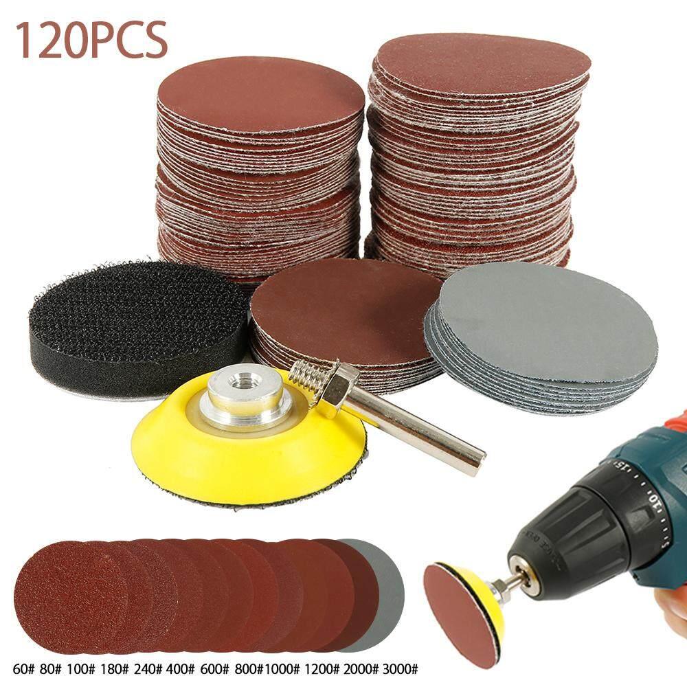 384Pcs Rotary Sanding Kit Sandpaper Drum Mandrels Set  Sander Tool