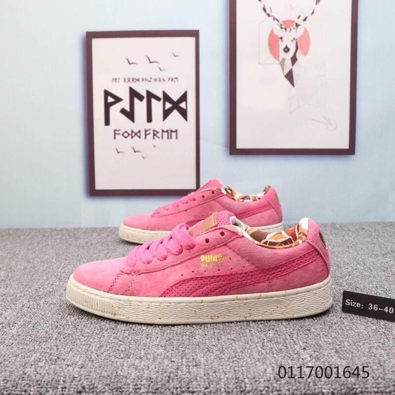 the best attitude b1d8b 35880 Puma Court Star Vulc Fs Women Butterfly Knot Series Goddess Leisure Low  Upper Shoes Board Shoes