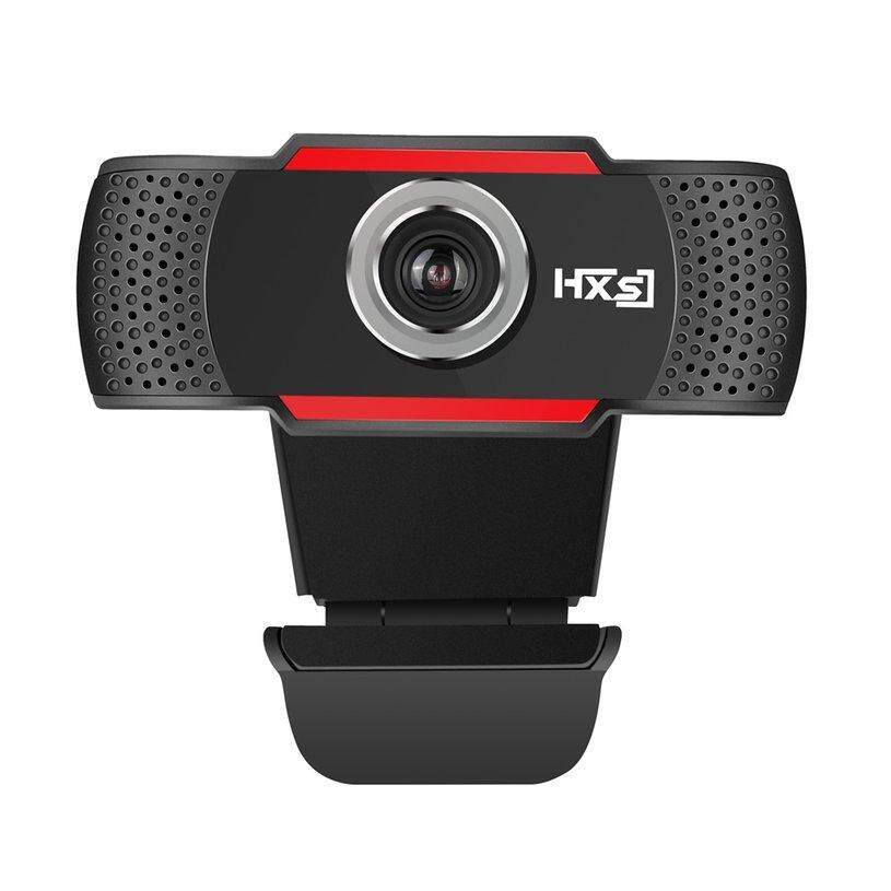 H-MENT S30 Web Camera Built-in sound absorbing microphone with 12M pixels High definition and 1280 * 720 Dynamic resolution Webcam