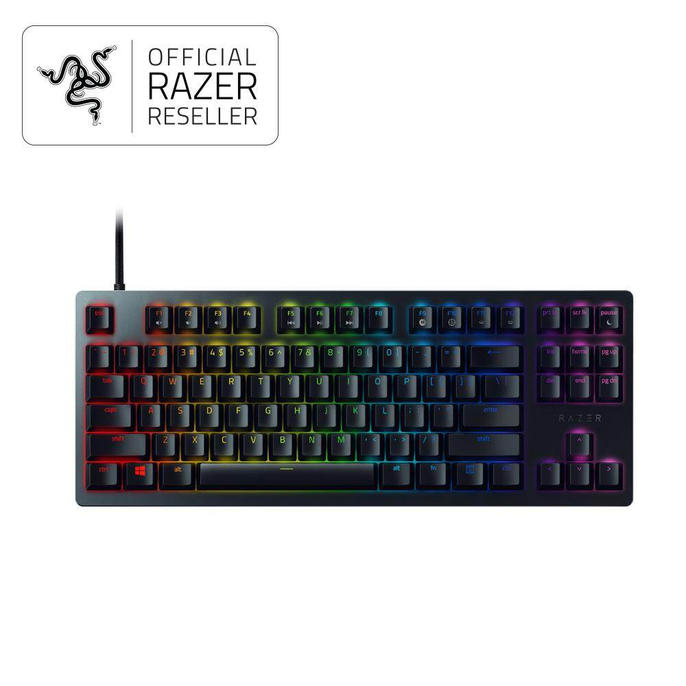 Razer Huntsman Tournament Edition - Linear Optical Switch Mechanical Gaming Tenkeyless Keyboard [TKL] Malaysia