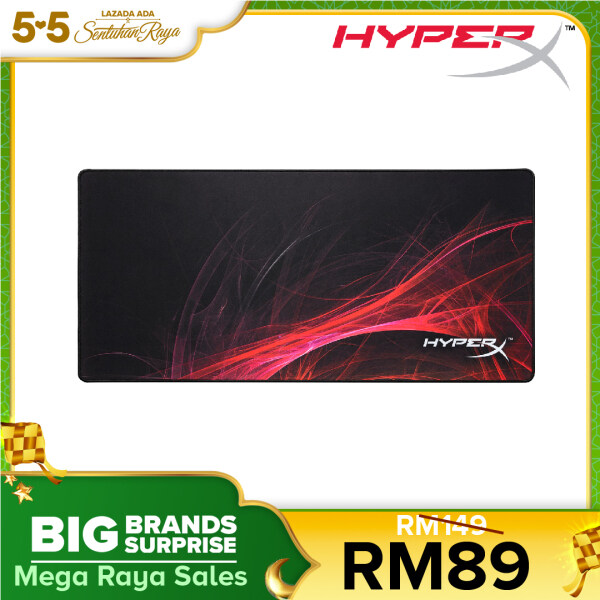 HyperX FURY S Speed Gaming Mouse Pad Extra Large (HX-MPFS-S-XL) Malaysia