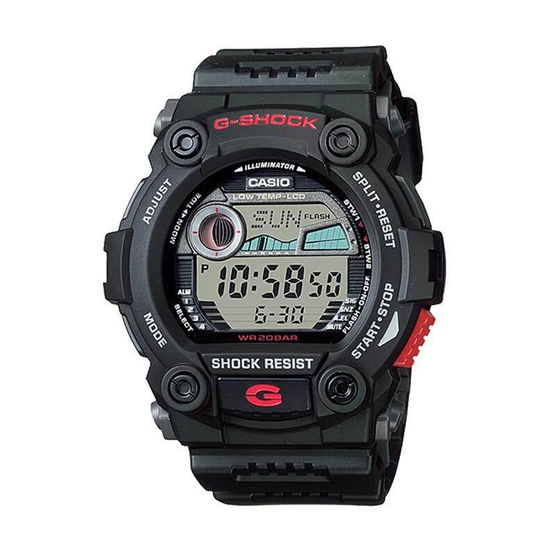 [100% Original G SHOCK]Casio G-Shock Standard Digital Black Resin Watch G7900-1D G-7900-1D G-7900-1 Malaysia