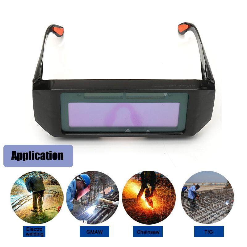 【free Shipping + Flash Deal 】new Solar Powered Auto Darkening Welding Mask Helmet Eyes Goggle Welder Glasses By Audew
