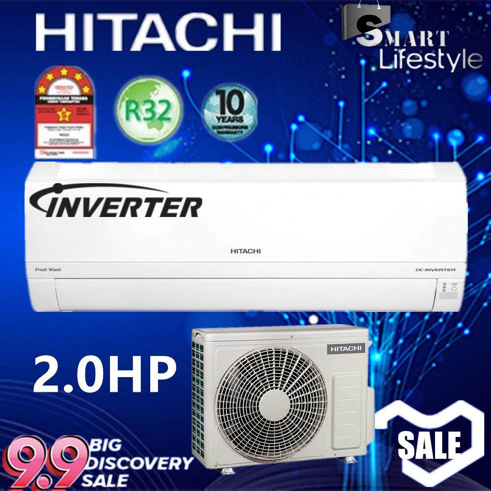 HITACHI RAS-XH18CKM New Standard Inverter Series (R32) 2.0HP AIR CONDITIONER