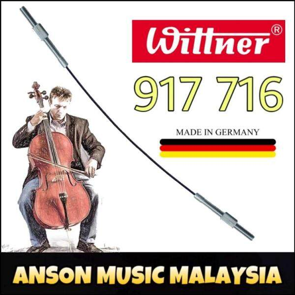Wittner 917716 Stainless Steel Tailpiece Wire for Cello 4/4 - 7/8 Malaysia