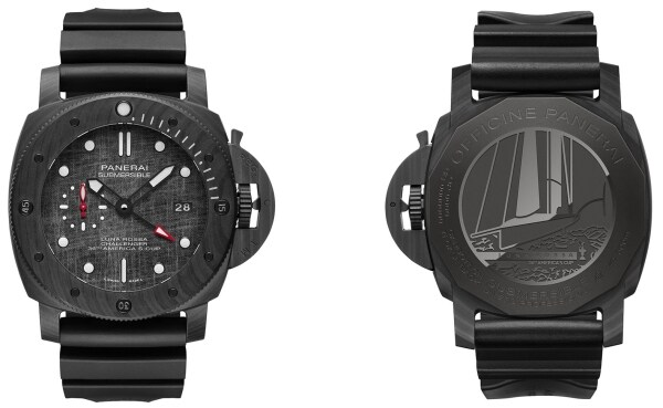Pănerai Luminor Submersible  Submersible Luna Rossa - 47mm Pam01039 Malaysia
