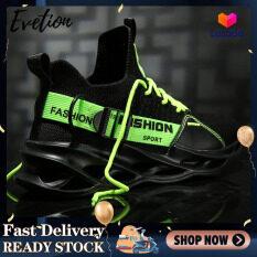 Giày Sneaker Evetion Cho Nam Giày Chạy Nam Siêu Nhẹ Dệt Bay Mới 2020 Giày Thể Thao Ngoài Trời Giày Đi Bộ Lưới Chống Trượt Có Đệm Cho Nam Giày Thể Thao Nam