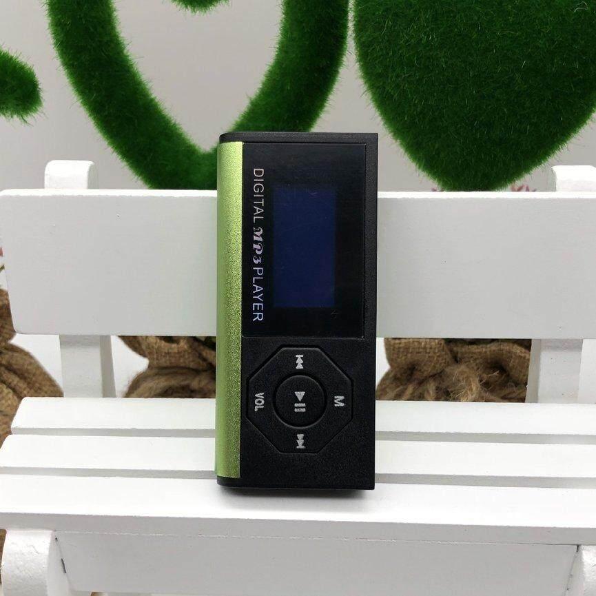 Top Bán Thời Trang MP3/MP4 Người Chơi với Thẻ NHỚ Micro SD Cổng Mini USB Nhạc Kỹ Thuật Số