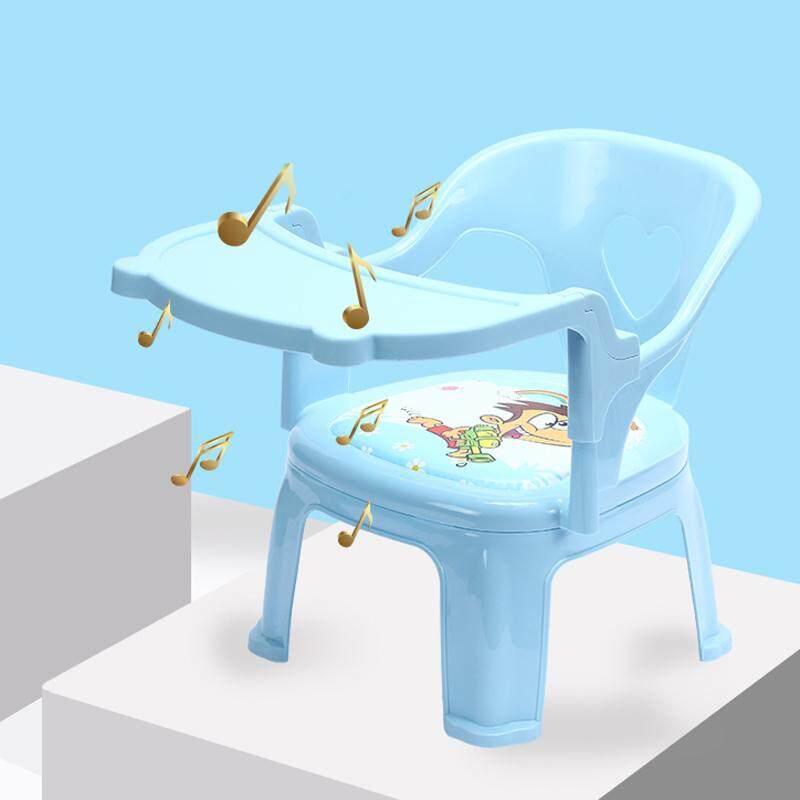 RuYiYu - Kid Dining Chair With Sound, Safe Backrest