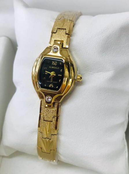 SPECIAL PROMOTION SLIMGOLD STAINLESS STEEL STRAP ANALOGUE WATCH FOR WOMEN Malaysia
