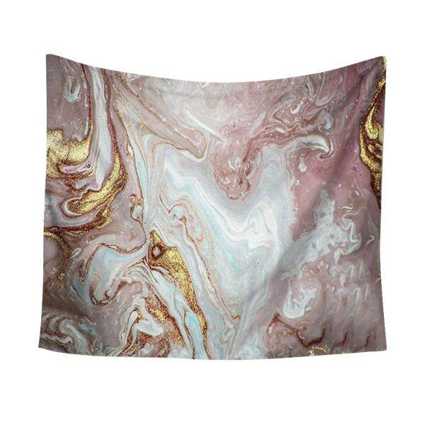 Exquisite marble pattern tapestry wall hanging home decor tapestry - size 150*200cm