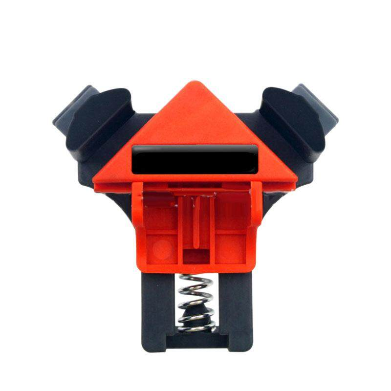 Woodworking Hand Tool 90 Degree Right Angle Picture Frame Corner Clamp Clip Holder Kit