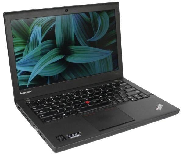 (REFURBISHED) Lenovo ThinkPad X240 UltraBook Laptop (i5-4300 1.90GHz, 4GB, 128GB, 12.5 , W10Pro) Malaysia