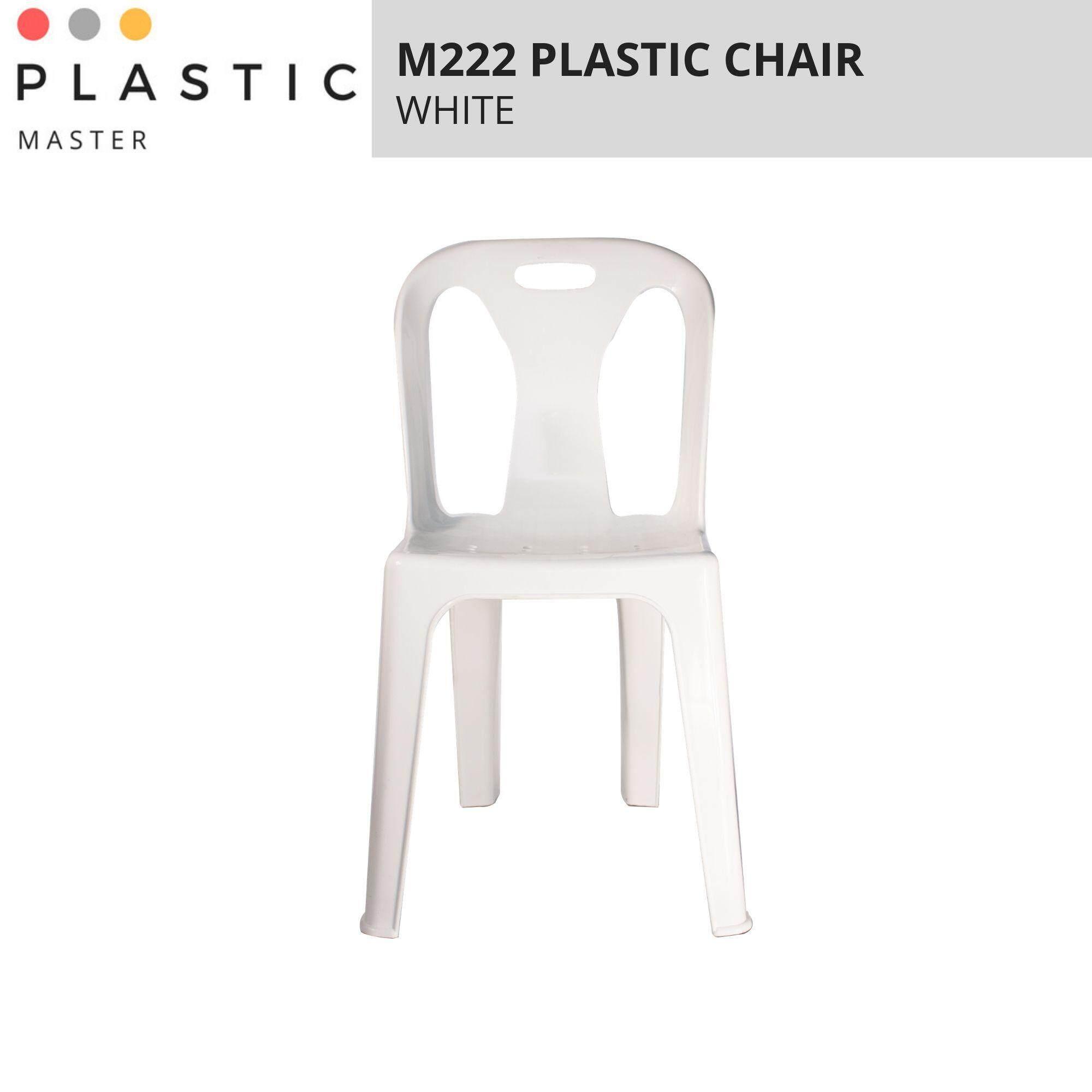 คุณภาพสูงเก้าอี้พลาสติก M222 รับประกัน 3 ปีหลายสี
