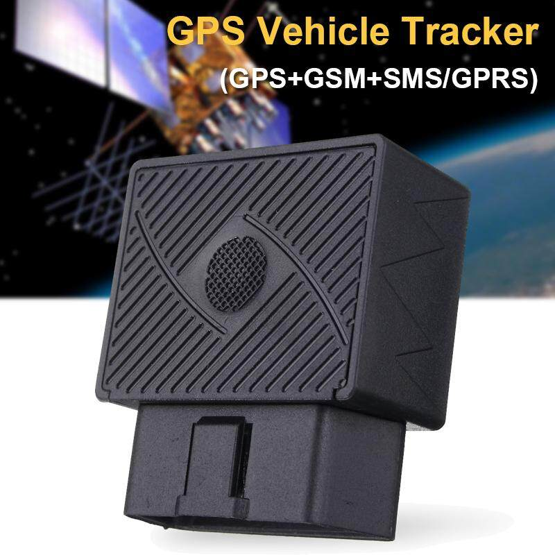 【free Pengiriman + Tawaran Kilat 】16 Pin Obd Mobil Waktu Nyata Gsm Gprs Kendaraan