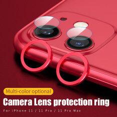 Ốp Lưng Bảo Vệ Ống Kính Camera Sau 1 Gói, Ốp Kính Cường Lực Cho IPhone 11/11 Pro/11 Pro Max