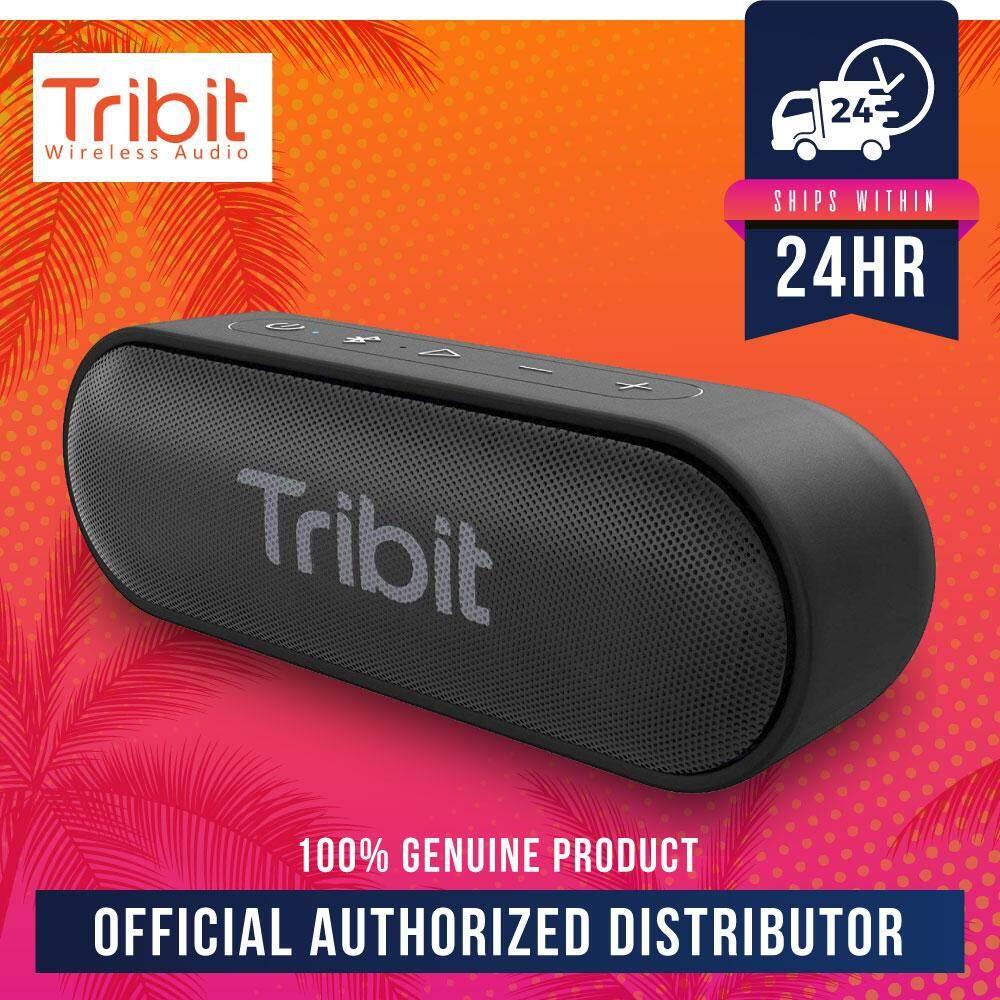 Tribit Xsound Go-100%Original Speaker, IPX7 Waterproof, 12W, 24Hours  Playtime, Best Budget Bluetooth Speaker of The Year 2018&2019 by Wirecutter