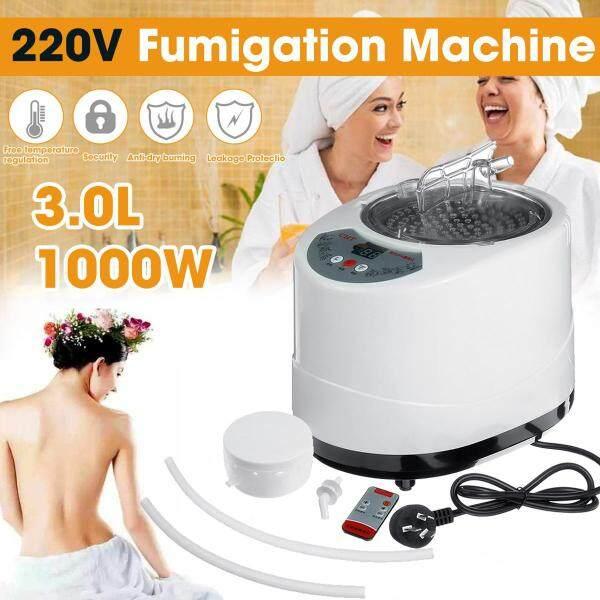 Buy 1000W 220V 3L Fumigation Machine Home Steamer Generator Steam Sauna Spa Tent +RC Singapore