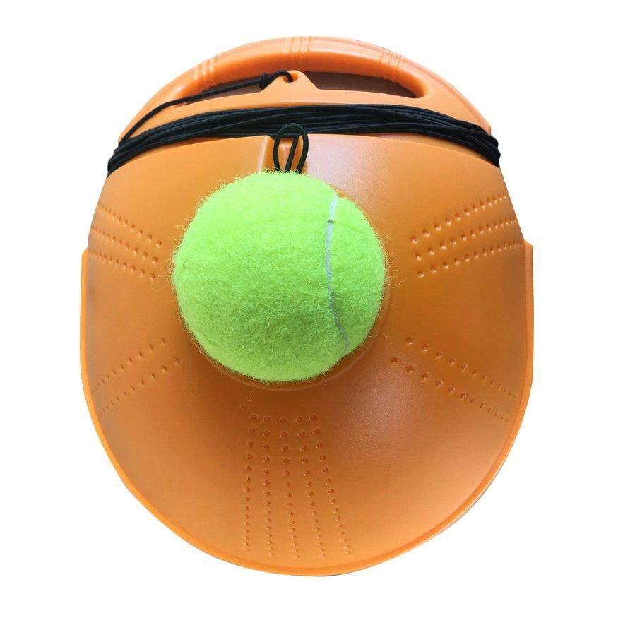 Top ข้อเสนอเทนนิสลูกบอลกลับฐานเทรนเนอร์ชุดยางยาวเชือกยางยืด Band เทนนิส By Legendseller.