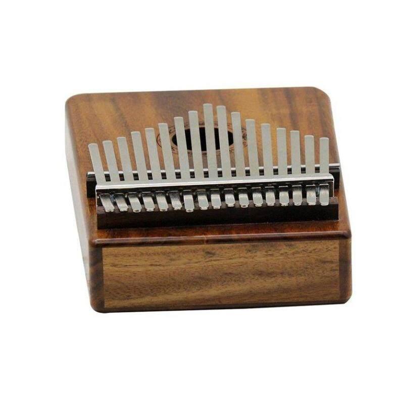ĐẦU Ngón Tay Cái Đàn Piano Kalimba 17 màu ngón tay Piano kalimba sơ khai di động