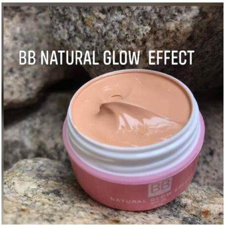 Bb Natural Glow Effect Cream By Muawiyahon9shop.