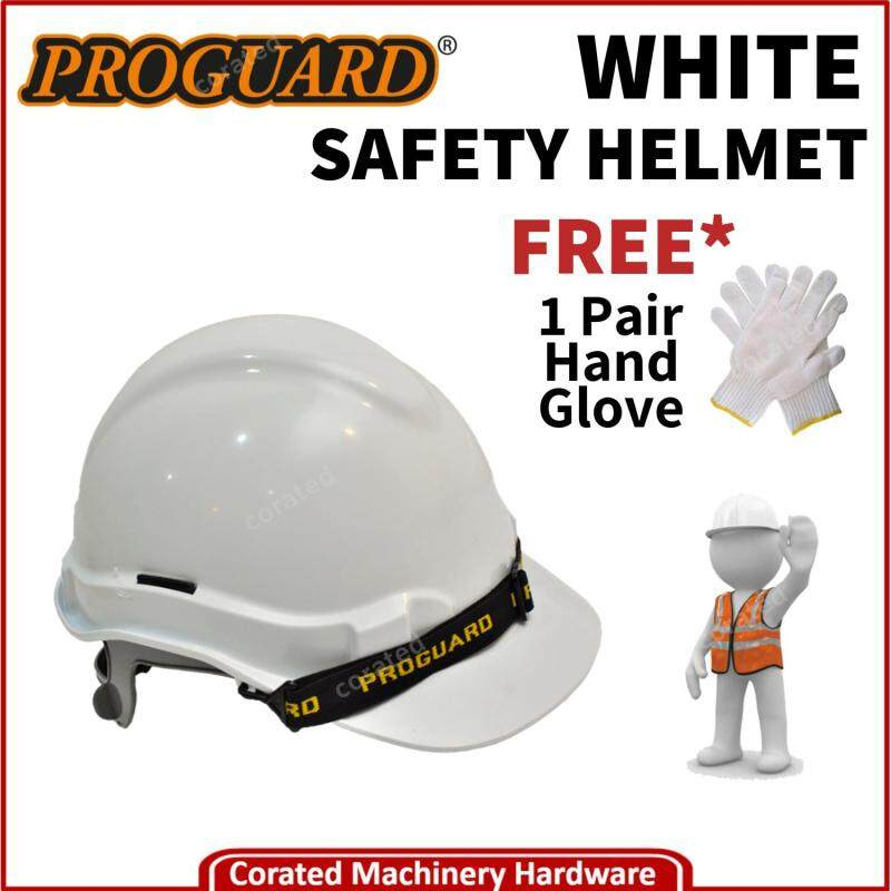 [CORATED] Proguard Safety Helmet ( White / Yellow / Red / Blue / Orange )