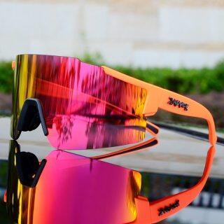 Kính Đạp Xe Ngoài Trời Thương Hiệu Mới 2019, Kính Đạp Xe Thể Thao Ngoài Trời, Kính Đi Xe Đạp Leo Núi UV400 Sunglasses Eyewear thumbnail