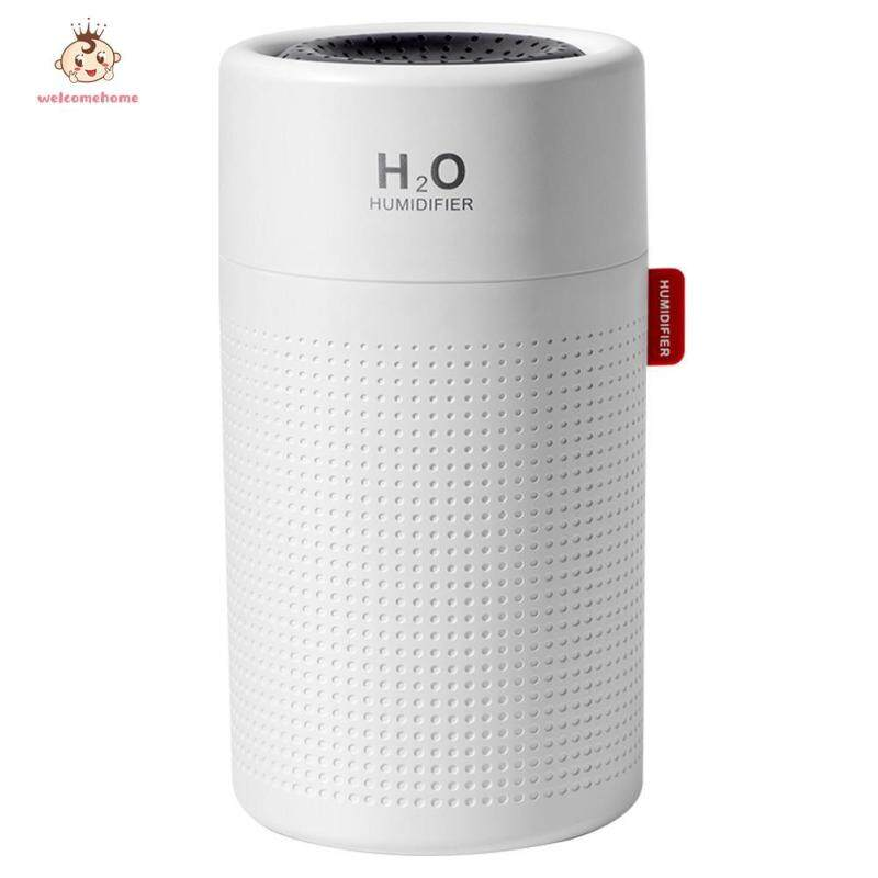 750ml Ultrasonic USB Rechargeable Humidifier Aroma Essential Oil Diffuser Singapore