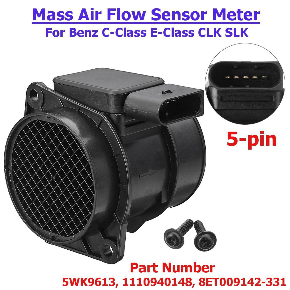 5WK9638 MAF Meter Mass Air Flow Sensor Fit Mercedes Benz C-CLASS E-CLASS CLK SLK