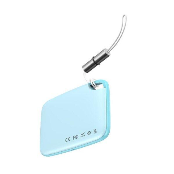 Thiết Bị Theo Dõi Chống Mất Thông Minh Mini, Thiết Bị Theo Dõi GPS Bluetooth, Cho Công Cụ Tìm Chìa Khóa Thiết Bị Tìm Ví Báo Động Trẻ Em Thiết Bị Định Vị Chìa Khóa Thẻ Thông Minh
