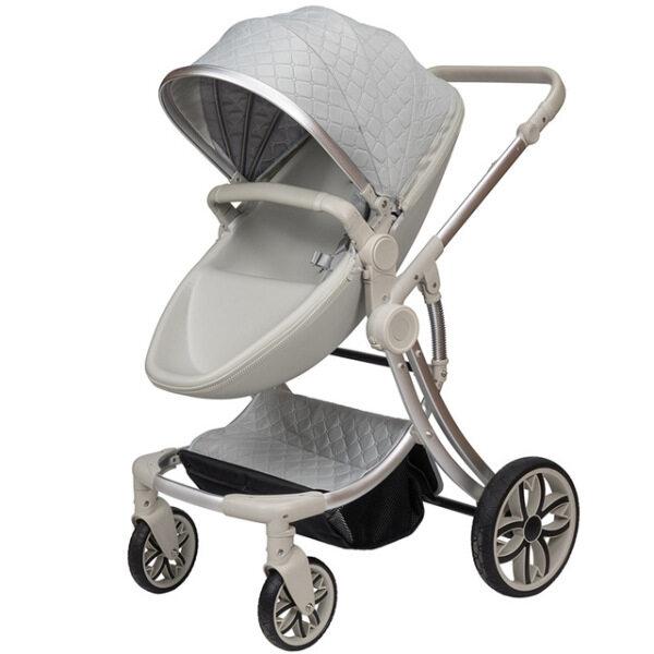 2020 Poussette bebe egg strollers walkers egg baby stroller luxury baby stroller 3 in 1 Singapore