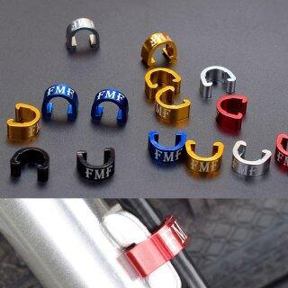 5 Cái Xe Đạp MTB Derailleurs Bike Chuyển Cable Dây Phanh Ống & Thủy Lực Ống Dẫn Dầu C Loại Khóa U Loại Khóa Cố Định FMF thumbnail