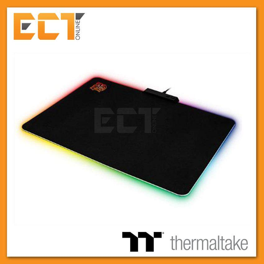Thermaltake DRACONEM RGB Cloth Edition Gaming Mouse Pad MP-DCM-RGBSMS-01 Malaysia